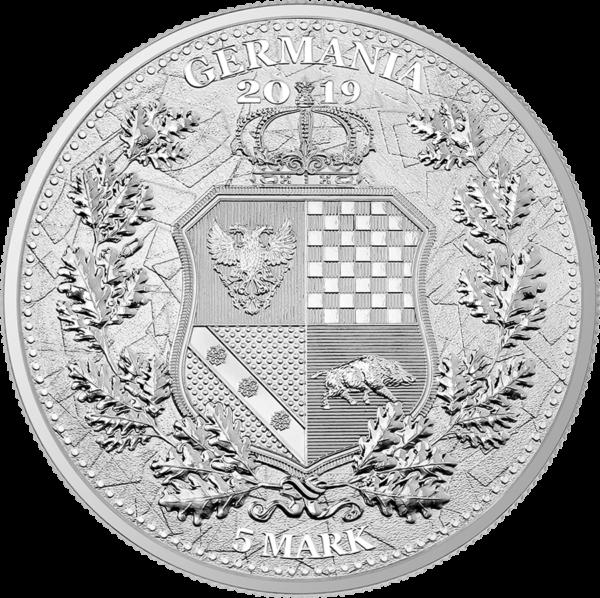 Moneta Inwestycyjna srebrna