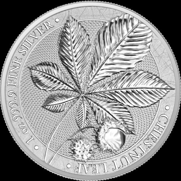 Srebrna Moneta bulionowa