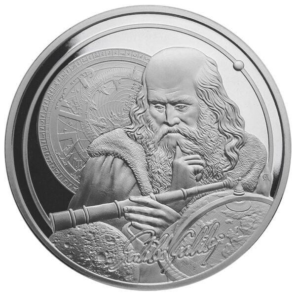 Moneta srebrna inwestycyjna