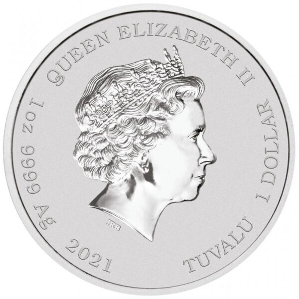 Moneta srebrna premium