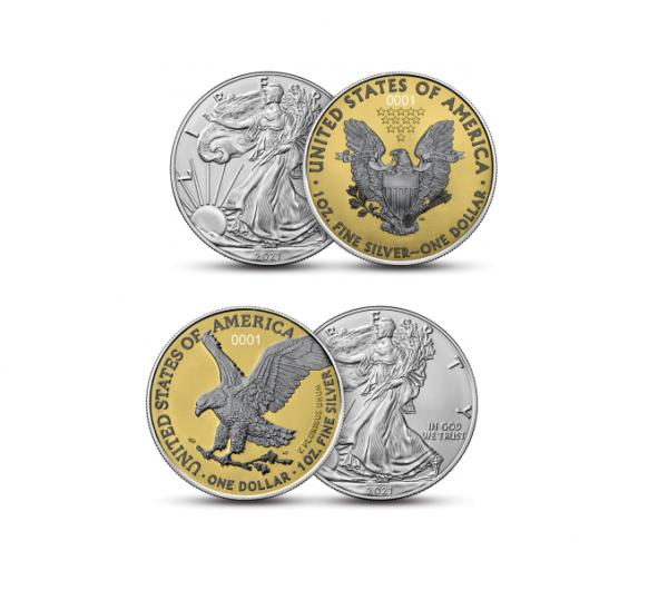 Srebrne monety inwestycyjne