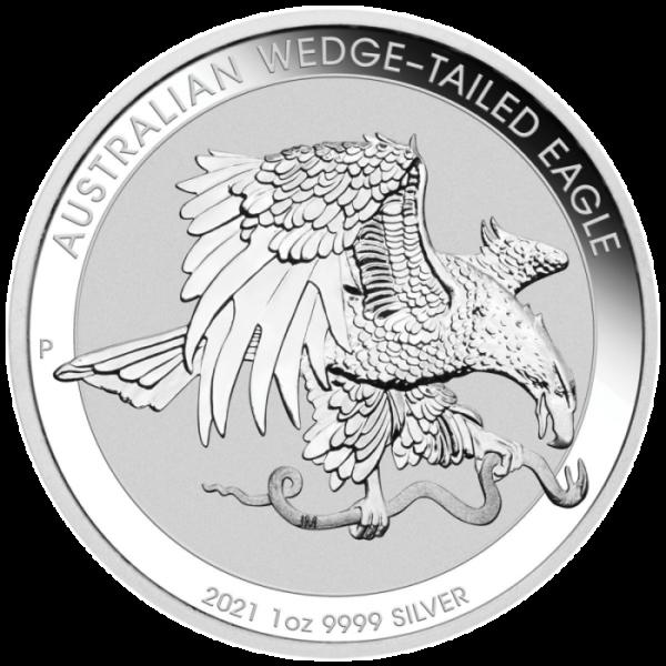 Wedge – Tailed Eagle 1 Oz
